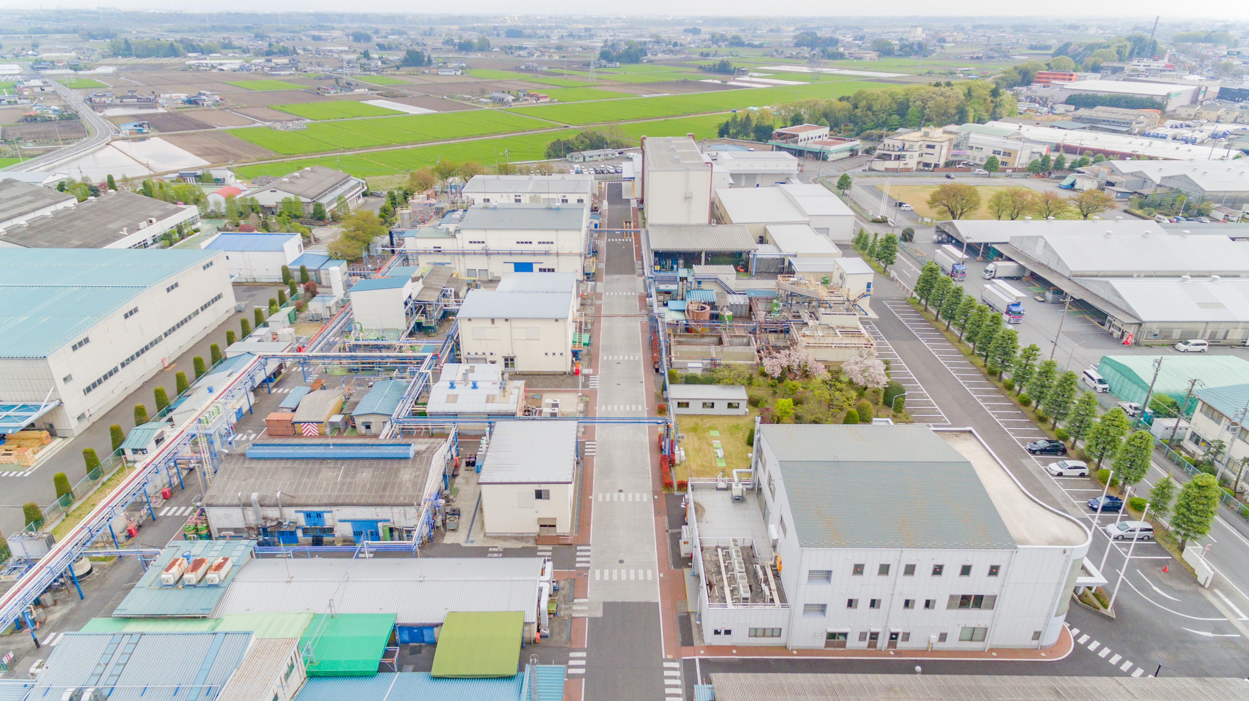 日本サーファクタント工業 株式会社 宇都宮事業所